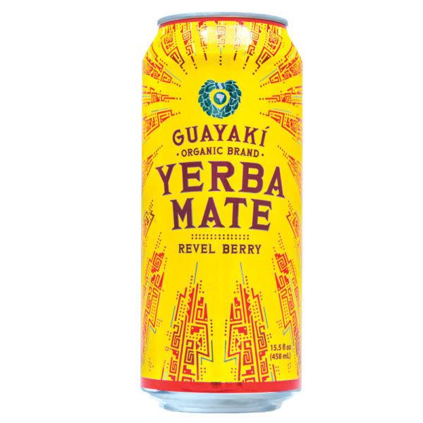 Guayaki Revel Berry